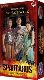Gra Spartakus: Krew i Zdrada dodatek Węże i Wilk
