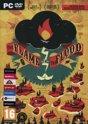 Gra The Flame in the Flood (PC) DVD-ROM