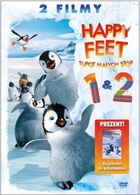 Happy feet 1+2 - George Miller