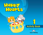 Happy Hearts 1. Activity Book Zeszyt ćwiczeń - Virginia Evans, Jenny Dooley