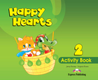 Happy Hearts 2. Activity Book - Virginia Evans, Jenny Dooley