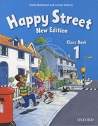 Happy Street New Edition 1. Class book Podręcznik - Stella Maidment, Lorena Roberts