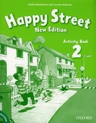 Happy Street New Edition 2. Activity Book Zeszyt ćwiczeń + CD - Stella Maidment, Lorena Roberts