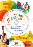 I can sing in English + CD - Terrence Clark-Ward