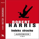 Indeks strachu - mp3 - Robert Harris