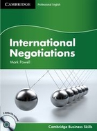 International Negotiations + 2CD - Mark Powell