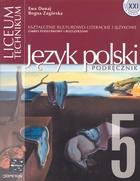 język polski 1 podręcznik kształcenie kulturowo literackie i językowe
