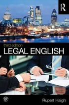 Legal English - Rupert Haigh