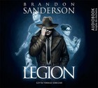 Legion Książka audio MP3 - Brandon Sanderson