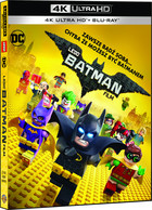 Lego Batman: Film (4K Ultra HD) - Adam McKay