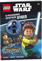 Lego Star Wars. W poszukiwaniu kryształów Kyber PRACA ZBIOROWA - PRACA ZBIOROWA