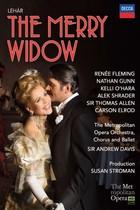 Lehar: Die lustige Witwe (Blu-Ray) Renee Fleming