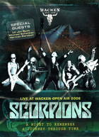 Live at Wacken Open Air 2006 (DVD) - Scorpions