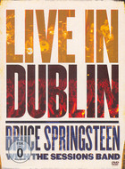 Live In Dublin (DVD) - Bruce Springsteen