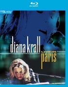 Live In Paris (Blue-Ray) - Diana Krall