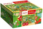 Ludattica Giant Puzzle The Wood -