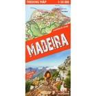 Madeira Trekking map / Madera Mapa trekkingowa PRACA ZBIOROWA - PRACA ZBIOROWA