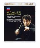 Mahler: Symphony no. 2 (Blu-Ray Audio) Zubin Mehta