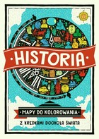 Mapy do kolorowania - Historia - Imogen Williams, Charlotte Farmer