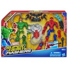 Hasbro MARVEL Super Hero Mashers Spider-man vs Doc Ock -