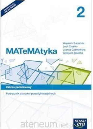 matematyka 2 nowa era zakres rozszerzony pdf chomikuj