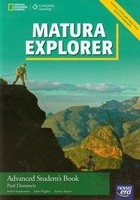 Matura Explorer; Advanced Student`s Book Podręcznik + DVD - Paul Dummett, Benne Rebecca Robb, Beata Polit