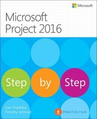 Microsoft Project 2016 Krok po kroku - pdf - Carl Chatfield, Timothy Johnson