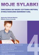 Moje sylabki 4 Agnieszka Fabisiak-Majcher - Agnieszka Fabisiak-Majcher