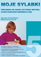 Moje sylabki 5 Agnieszka Fabisiak-Majcher - Agnieszka Fabisiak-Majcher