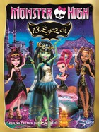Monster High: 13 Życzeń