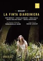 Mozart: La Finta Giardiniera (Blu-Ray) Różni Wykonawcy
