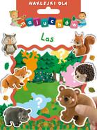 Naklejki dla maluchów Las PRACA ZBIOROWA - PRACA ZBIOROWA