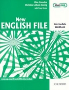 New English File -Intermediate. Workbook + CD - Paul Seligson, Clive Oxenden, Christina Latham-Koenig