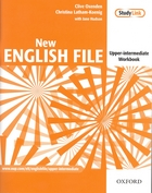 New English File -Upper-intermediate Workbook (with key) + CD - Sue Parminter, Paweł Brezdeń, Claes Wahloo