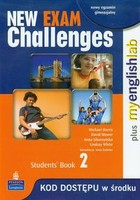 New Exam Challenges 2. Student`s Book - Amanda Maris, Michael Harris, David Mower, Anna Sikorzyńska