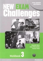 New Exam Challenges 3. Workbook + CD - Amanda Maris, Michael Harris, David Mower, Anna Sikorzyńska