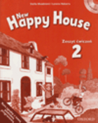 New Happy House 2. Zeszyt ćwiczeń + CD - Stella Maidment, Lorena Roberts