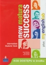 New Matura Success -Intermediate Student`s Book Podręcznik + My English Lab - Stuart McKinlay, Bob Hastings, Regina Raczyńska