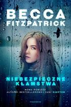 Niebezpieczne kłamstwa Becca Fitzpatrick - Becca Fitzpatrick