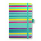 Notes Ivory A6 Stripes -