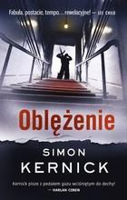 Oblężenie Simon Kernick - Simon Kernick