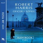 Oficer i szpieg - mp3 - Robert Harris