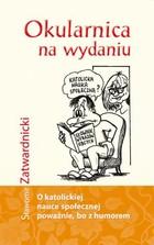 Okularnica na wydaniu Sławomir Zatwardnicki - Sławomir Zatwardnicki