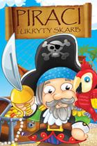 Piraci i ukryty skarb PRACA ZBIOROWA - PRACA ZBIOROWA