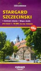 Plan miasta. Stargard Szczeciński PRACA ZBIOROWA - PRACA ZBIOROWA