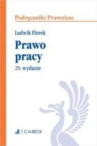 Prawo pracy Ludwik Florek - Ludwik Florek