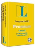 PREMIUM Słownik polsko-angielski angielsko-polski + CD PRACA ZBIOROWA - PRACA ZBIOROWA