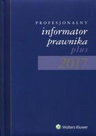 Profesjonalny Informator Prawnika Plus B5 granatowy PRACA ZBIOROWA - PRACA ZBIOROWA