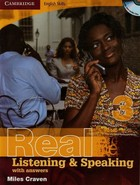 Real 3. Listening & Speaking (with answers) + CD - Miles Craven