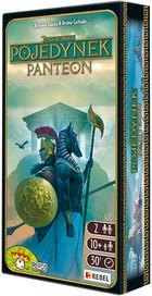 Rebel Gra 7 Cudów Świata: Pojedynek Dodatek: Panteon